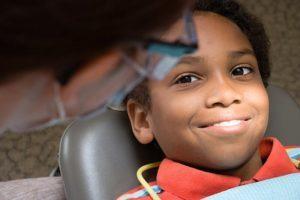 Усмихнато дете