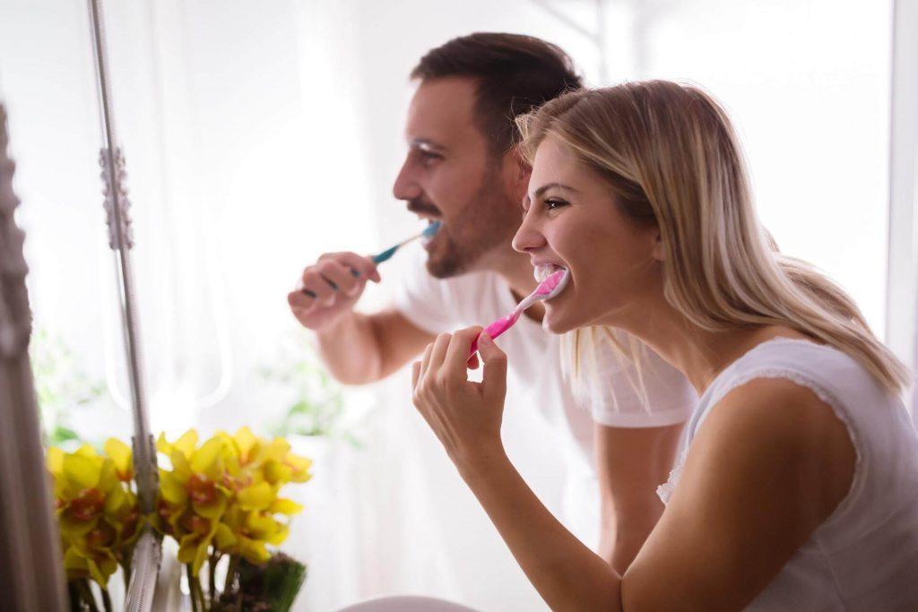 Миене на зъби - Медика 3 Дент
